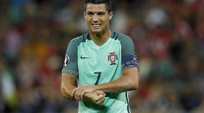 Роналду пригласил на финал Евро-2016 вдову Боргоново