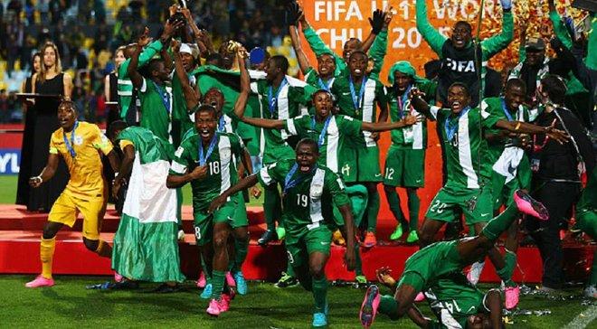 26 игроков молодежной сборной Нигерии провалили тест на возраст