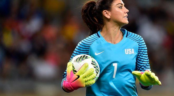 Футболистку из США освистали на Олимпиаде-2016 за неоднозначные фото в Instagram