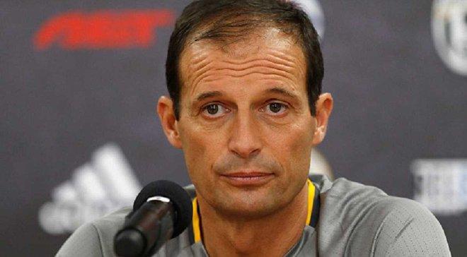 """Аллегрі запевнив, що Погба у понеділок прибуде на тренування """"Ювентуса"""""""