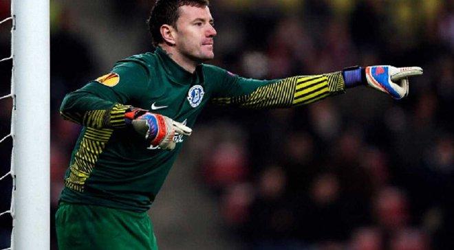 Лаштувка дебютировал за свой новый клуб с пропущенного гола и желтой карточки