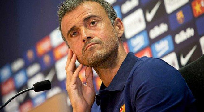 """У """"Барселоны"""" самый сильный состав за последних 3 года, – Луис Энрике"""