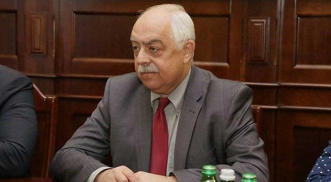 В Харькове хотят создать команду, но относительно участия Ярославского у меня нет информации, – Стороженко