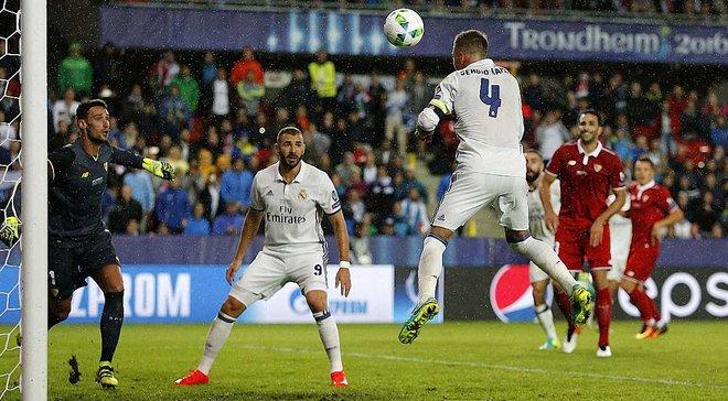 """Рамос повторил рекорд, который подчинялся только легендарным форвардам """"Реала"""""""
