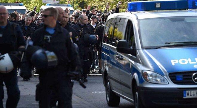 В Германии арестовали члена ИГИЛ, планировавшего совершить теракт на матче Бундеслиги