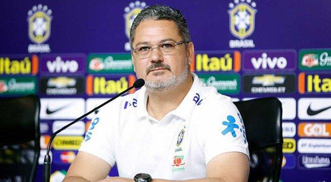 Неймар може залишити збірну Бразилії, – наставник олімпійської збірної Бразилії