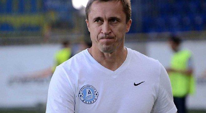 Маркевич заявив, що не хоче тренувати колектив фізкультури, – Нагорняк