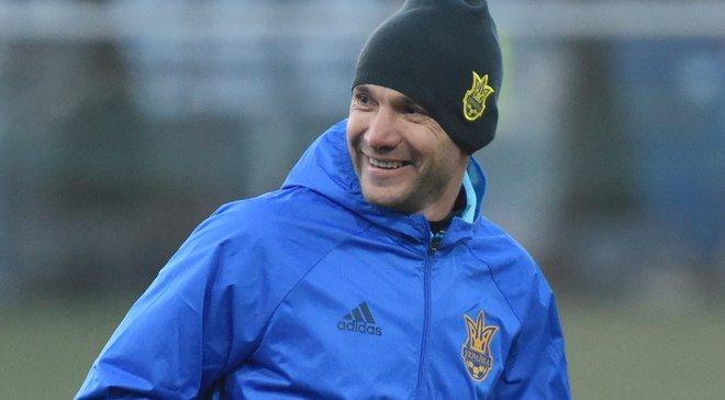 """Шевченко зустрінеться з журналістами на НСК """"Олімпійський"""""""