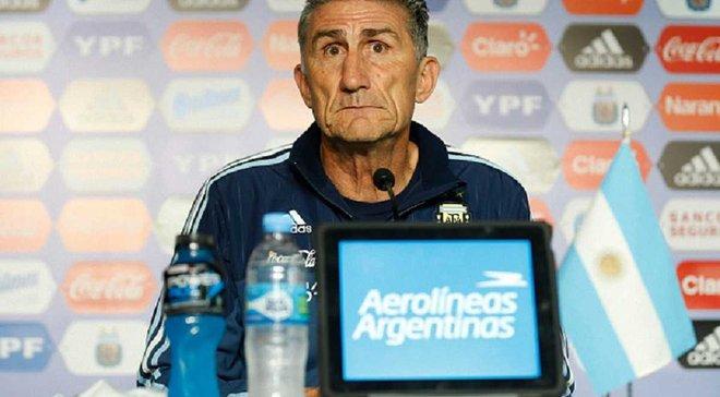 Бауса: Я не говорил с Месси о возвращении в сборную Аргентины
