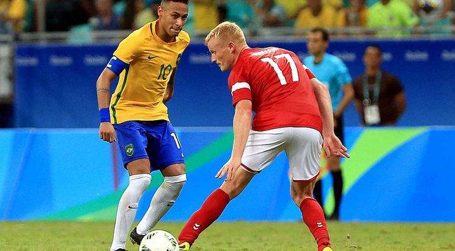 Бразилия, Португалия, Германия: как выглядит сетка плей-офф Олимпиады-2016