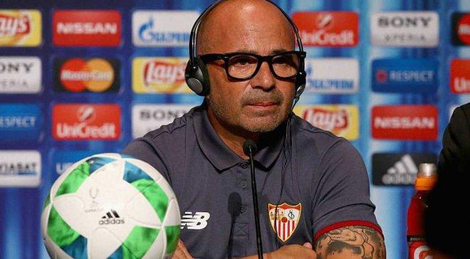"""""""Севилья"""" рассказала о своем плане на игру против """"Барселоны"""" в Суперкубке Испании"""