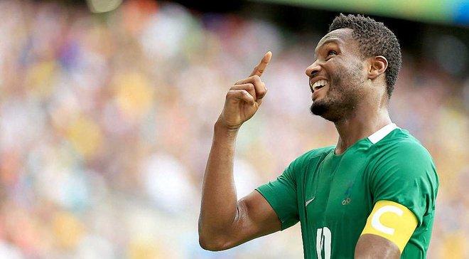 Нігерія стала другим півфіналістом Олімпіади-2016 завдяки голу і асисту Мікеля