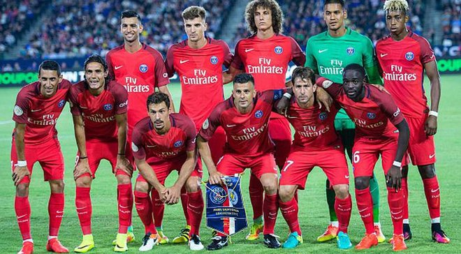 ПСЖ став переможцем Міжнародного кубка чемпіонів
