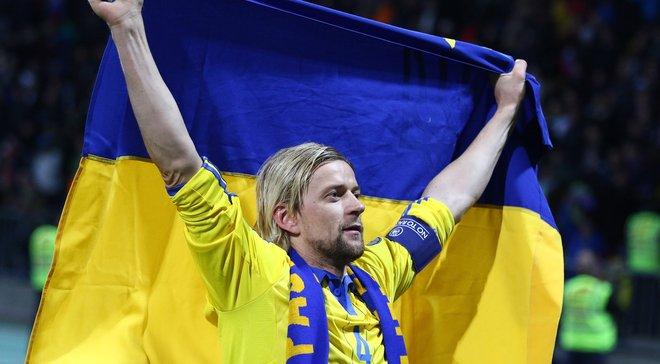 Топ-новини: Тимощук попрощався зі збірною України, Гвардіола успішно дебютував в АПЛ без Зінченка