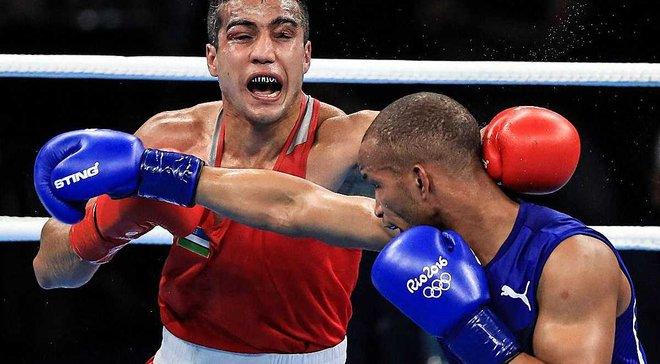 Узбецький боксер відсвяткував у стилі Роналду вихід до півфіналу Олімпіади-2016