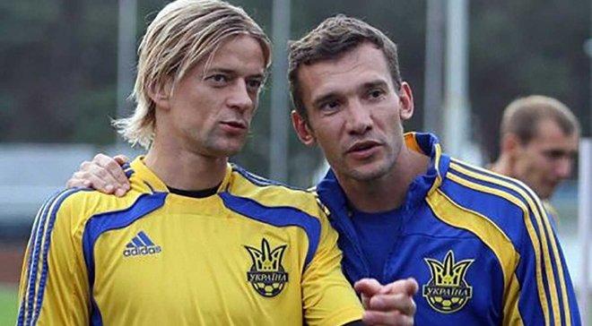 Шевченко прокомментировал возможность натурализации игроков и завершение карьеры Тимощука в сборной