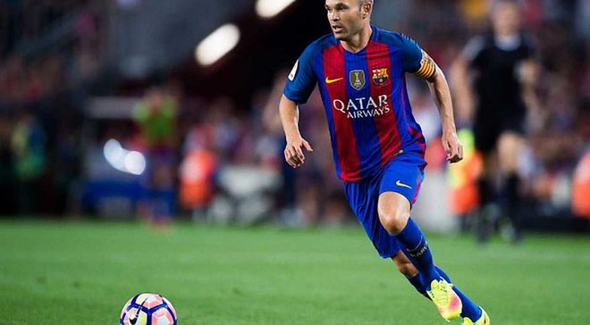 Иньеста и Матье рискуют пропустить ответный матч Суперкубка Испании