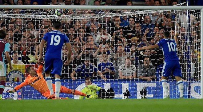 """""""Челсі"""" став 10-м клубом Англії, що забив 5 000 голів в еліті"""