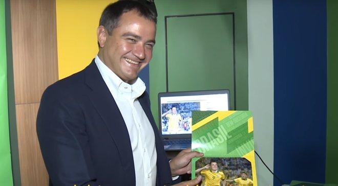 Павелко відвідав Бразилію і зустрівся з представниками місцевої Конфедерації – з'явилося відео