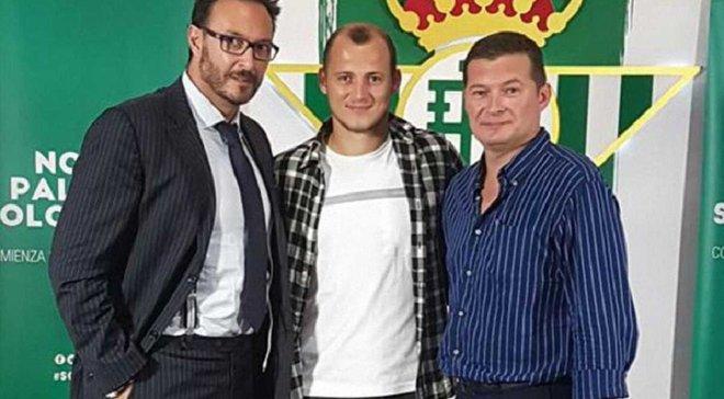 """Испанские СМИ извинились перед Зозулей за историю о """"нацисте из Украины"""", – агент игрока"""
