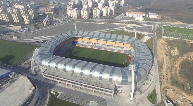 """Стало відомо, скільки вболівальників відвідає матч """"Істанбул Башакшехір"""" – """"Шахтар"""""""