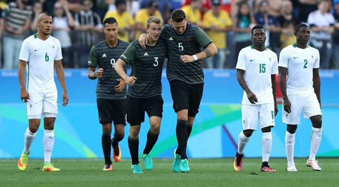 Олімпіада-2016: Німеччина переграла Нігерію і вийшла у фінал турніру