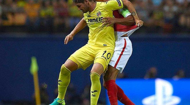 """ЛЧ: """"Вільяреал"""" – """"Монако"""" – 1:2. Відео голів і огляд матчу"""