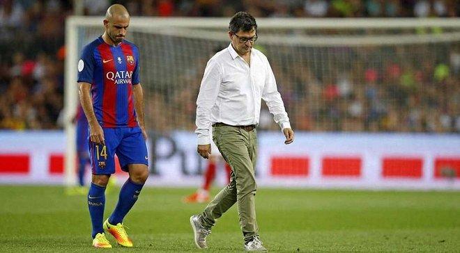 """Лидер """"Барселоны"""" пропустит из-за травмы больше недели"""