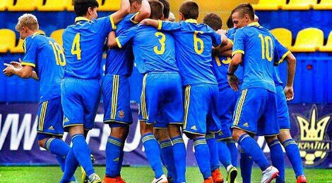 Украина U-18 разбила команду ОАЭ, победив второй раз подряд на международном турнире
