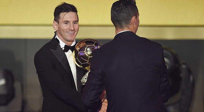 Месси будет лучшим, чем Роналду в FIFA 17