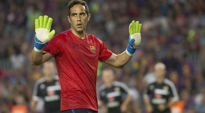 """Матч проти """"Бетіса"""" стане для Браво прощальним у """"Барселоні"""""""
