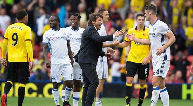 """""""Уотфорд"""" – """"Челсі"""" – 1:2. Відео голів і огляд матчу"""