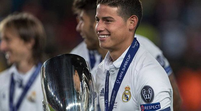 """""""Челси"""" предложил """"Реалу"""" сумасшедшую сумму за Родригеса"""