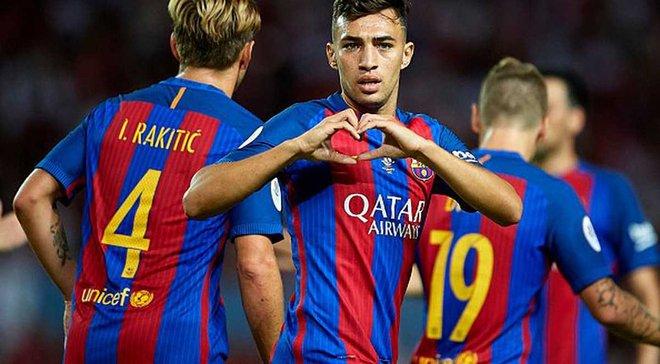 """У """"Барселоні"""" сказали, що влітку ще підпишуть форварда, – агент Муніра"""