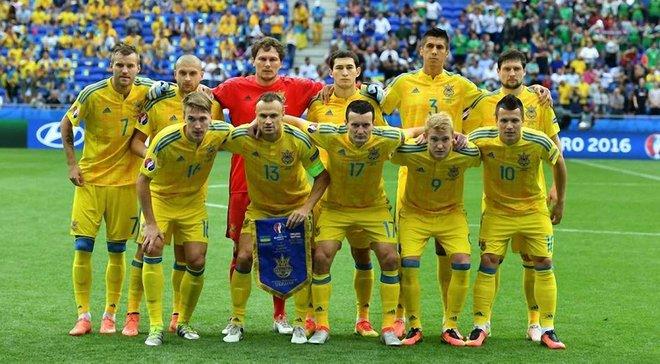 Збірна України з'явитьcя у FIFA 17, – ЗМІ