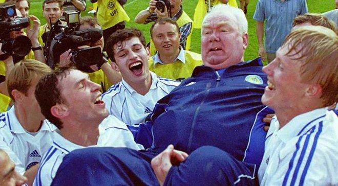 25 величайших тренеров в истории футбола независимой Украины