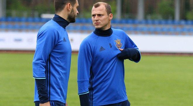 Евгений Шахов получил вызов в сборную Украины