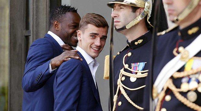 Грізманн: Я заслужив нагороду найкращого гравця Європи