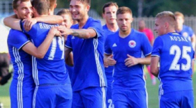 """Телеканалы """"Футбол 1/2"""" покажут матчи """"Ильичевца"""" в Первой лиге"""