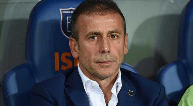 """Тренер """"Истанбул Башакшехира"""": Матч с """"Шахтером"""" – высочайшая точка мотивации"""