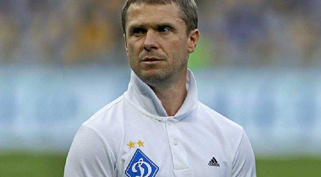 Ребров: Молодежная сборная Украины сильнее всех наших предыдущих соперников в этом сезоне