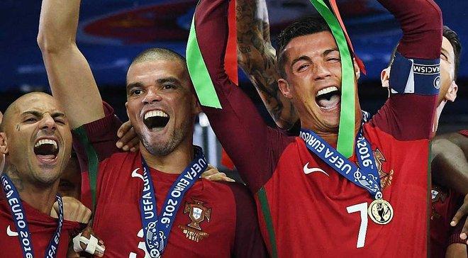 Роналду назвал лучшего игрока Евро-2016