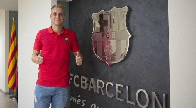 """Офіційно: """"Барселона"""" підписала Сіллессена"""
