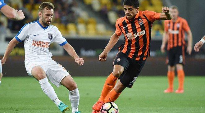 Тайсон: Мораесу нравится идея играть за сборную Украины