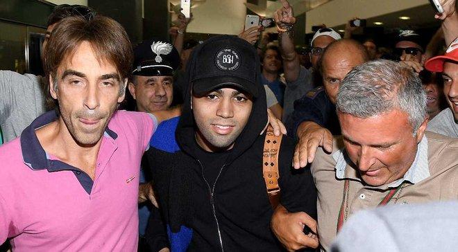"""Бразильский суперталант прибыл в Милан, чтобы подписать контракт с """"Интером"""""""