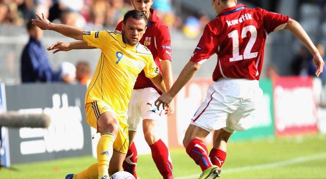 Шевченко довикликав Морозюка в збірну України на матч з Ісландією