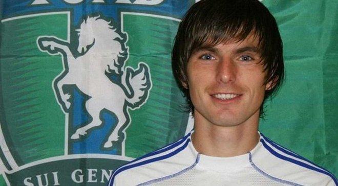 Экс-игрок сборной Украины Ковальчук с большими проблемами заявлен за российский клуб