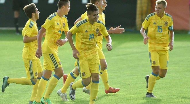 Україна U-17 вдруге поспіль здолала Естонію