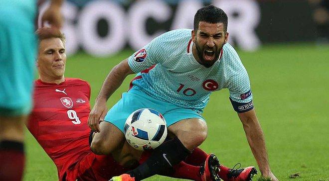 Соперники Украины в отборе на ЧМ-2018: Арда Туран сенсационно не вошел в заявку Турции
