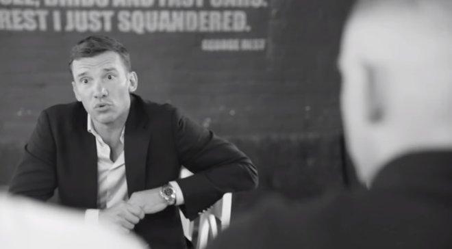 Як Шевченко зустрівся з представниками ультрас-руху – з'явилося відео